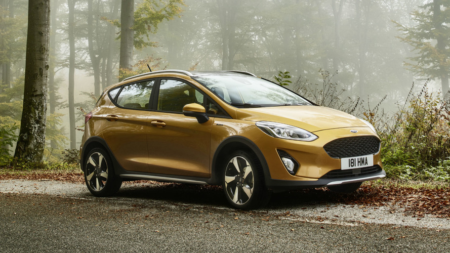 Ford Motor Company Linkedin >> Ford may build more Active models than just Fiesta