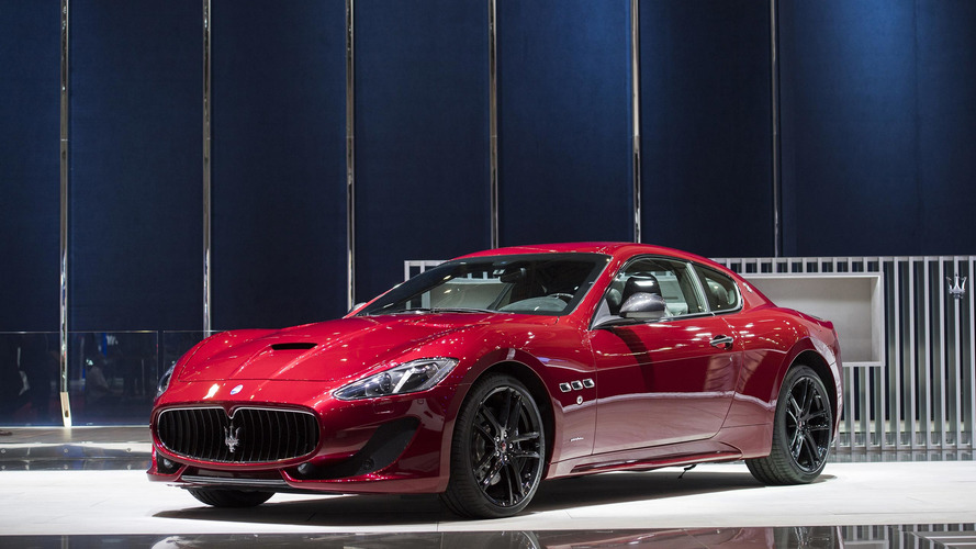 Maserati honors its past with carbon fiber for GranTurismo, GranCabrio