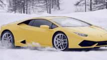 Lamborghini Winter Accademia to hold first event in the United States