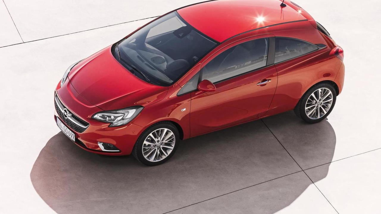 2015 opel corsa pricing announced starts at 11 980 euros. Black Bedroom Furniture Sets. Home Design Ideas