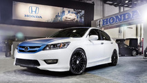 Honda unveils two Accords and a supercharged CR-Z at SEMA