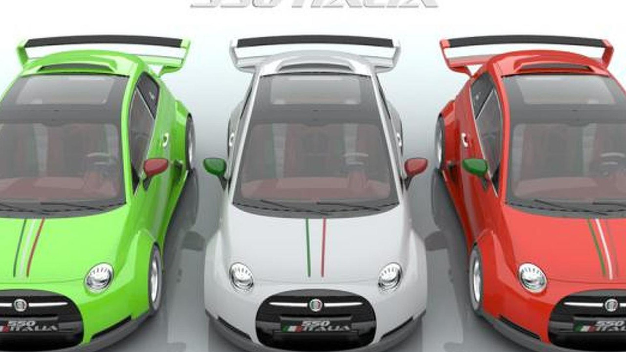Lazzarini Design 550 Italia 22.6.2012