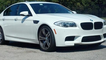Standard BMW M5 (F10) does the quarter mile in 11.78 seconds