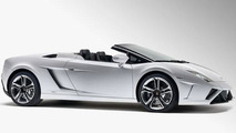 OFFICIAL: 2013 Lamborghini Gallardo Spyder revealed