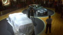 Fisker Karma production version first photos prior to NAIAS debut
