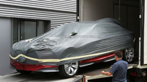 Spied BMW concept is not the Z Vision Concept car slated for Frankfurt