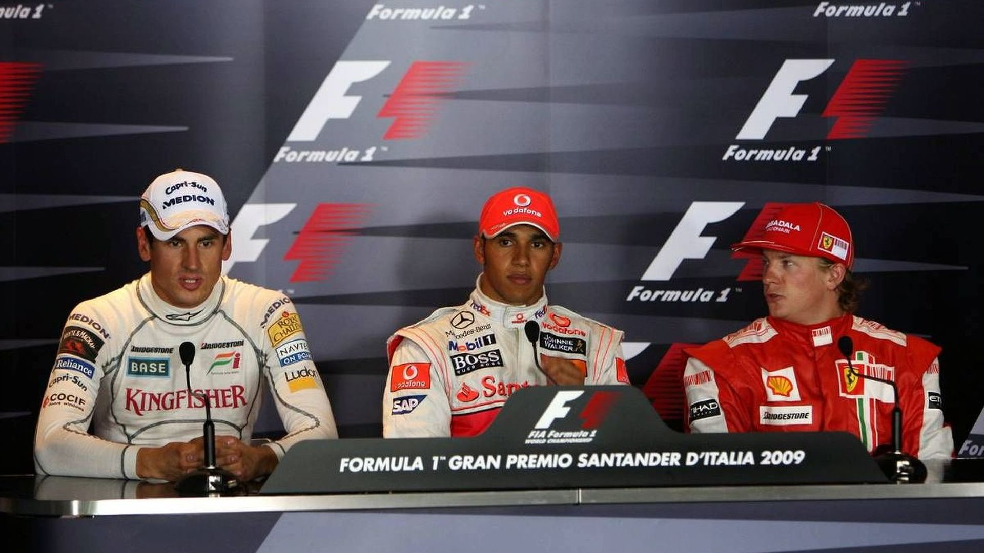 Hamilton on pole for Italian Grand Prix with two-stop strategy