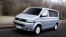 Volkswagen Multivan BlueMotion 07.03.2011