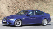 BMW M3 GTS Sedan spied near the Nürburgring