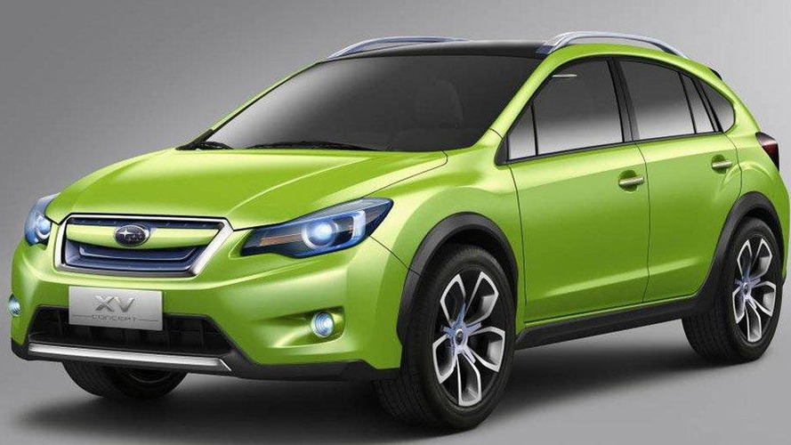 Subaru wants to double sales in the UK with new XV and Coupe models