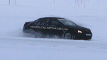 2012 Peugeot 508 first winter test spy photos - 19.01.2010