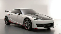 Toyota FT-86 G Sports Concept - 1600 - 22.01.2010