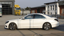 2014 Mercedes S-Class spy photo 23.4.2013