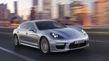 Porsche halts Panamera and Cayenne production after flood affects supplies