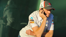 Heavy drivers push for F1 rule change