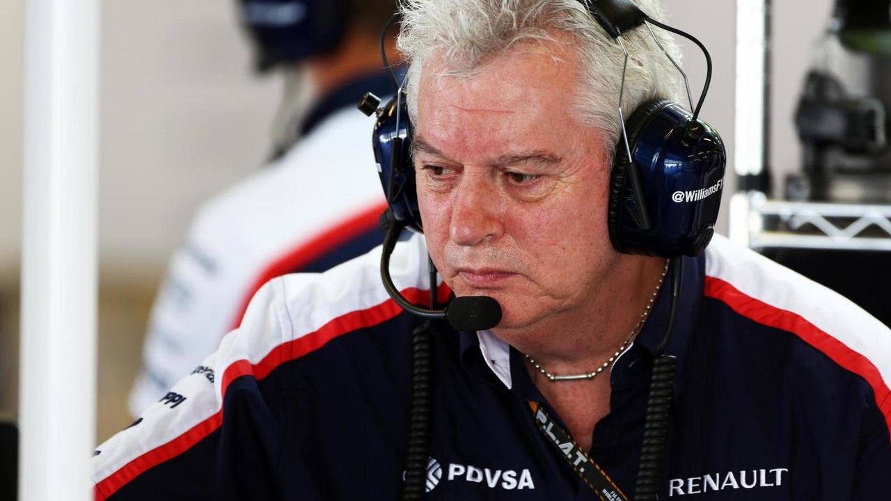Pat Symonds 01.11.2013 Abu Dhabi Grand Prix