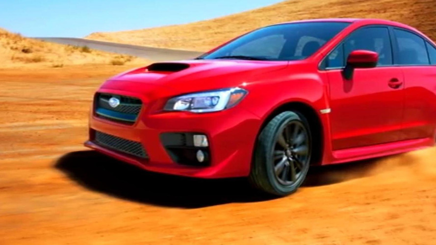 2015 Chevrolet Colorado & Subaru WRX leaked
