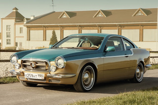 Modern Performance, Classic Design—The Bilenkin Vintage is the Only Car You'll Ever Need