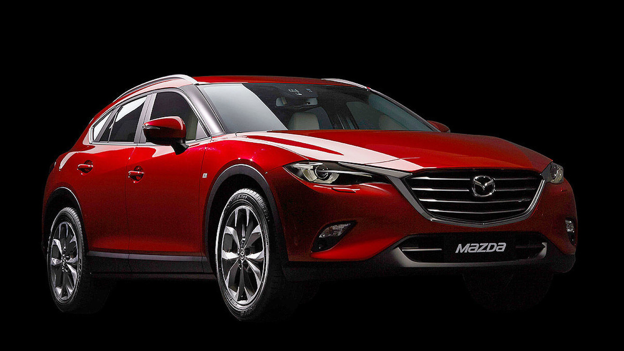 VWVortex.com - Mazda CX-4 officially revealed in Beijing (production Koeru concept) - A ...