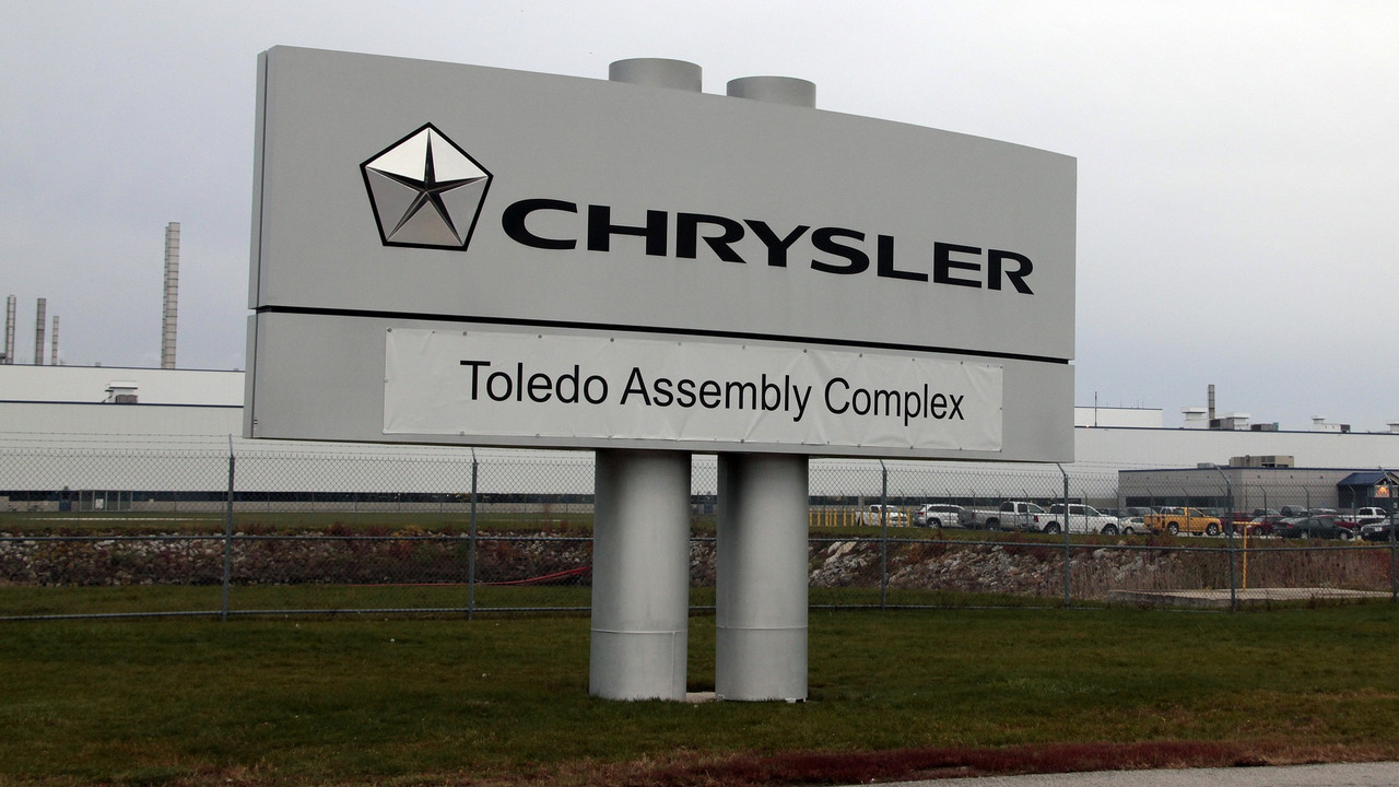 FCA Toledo Assembly Complex