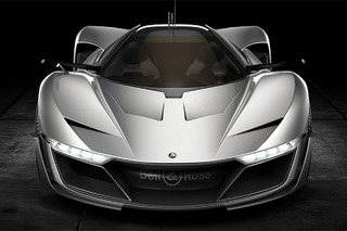 This Stunning, 600HP Supercar Was Designed by a Watch Company
