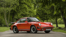 James May's 1984 Porsche 911 to be auctioned