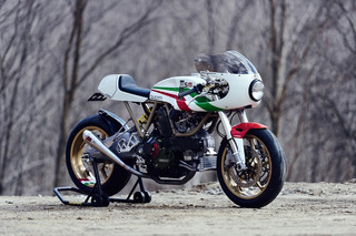 Intensely Detailed Custom Ducati Leggero is Gorgeous
