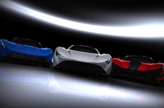 Shimmy Design Features Specter Coupe, Roadster and GT3 Concept