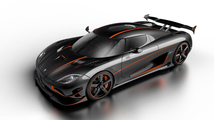 Agera RS