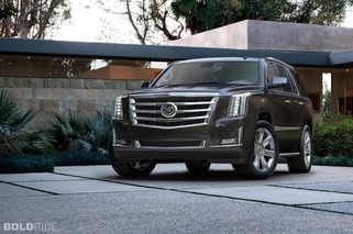 2015 Cadillac Escalade is Big, Bold and Back in Business