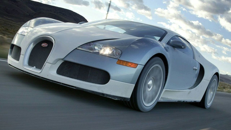 Faster, More Powerful Bugatti In The Works?