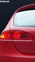 New 2005 Seat León Taillights