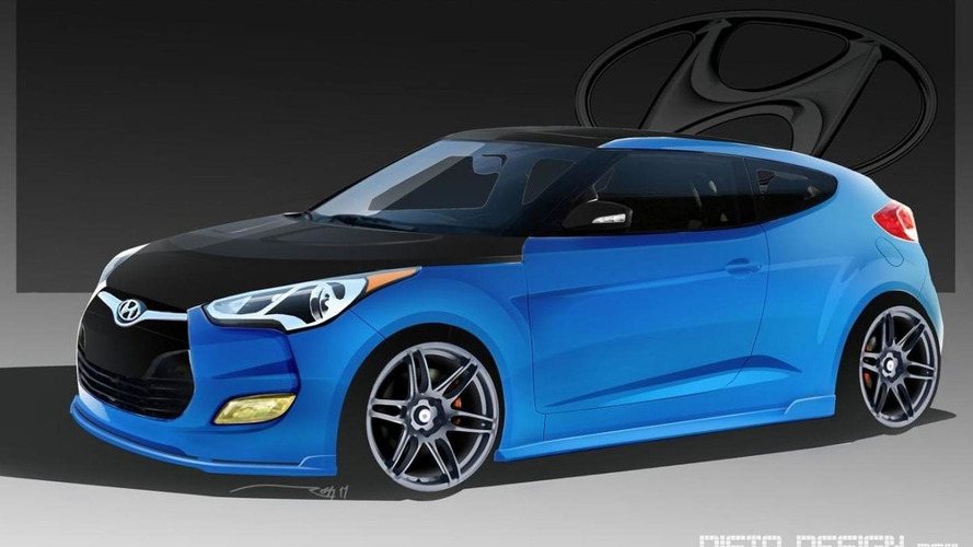 Hyundai previews PM Lifestyle Veloster ahead of SEMA