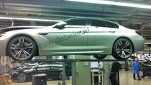 2013 BMW M6 Gran Coupe photographed in the factory