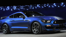 Ford announces 2015 Shelby GT350 limited at 100 units; 2015 Shelby GT350R at 37
