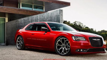 2015 Chrysler 300S Coupe digitally imagined