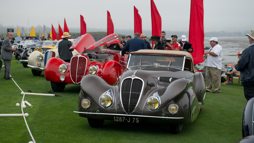 Here's your 2016 Pebble Beach Concours d'Elegance mega gallery