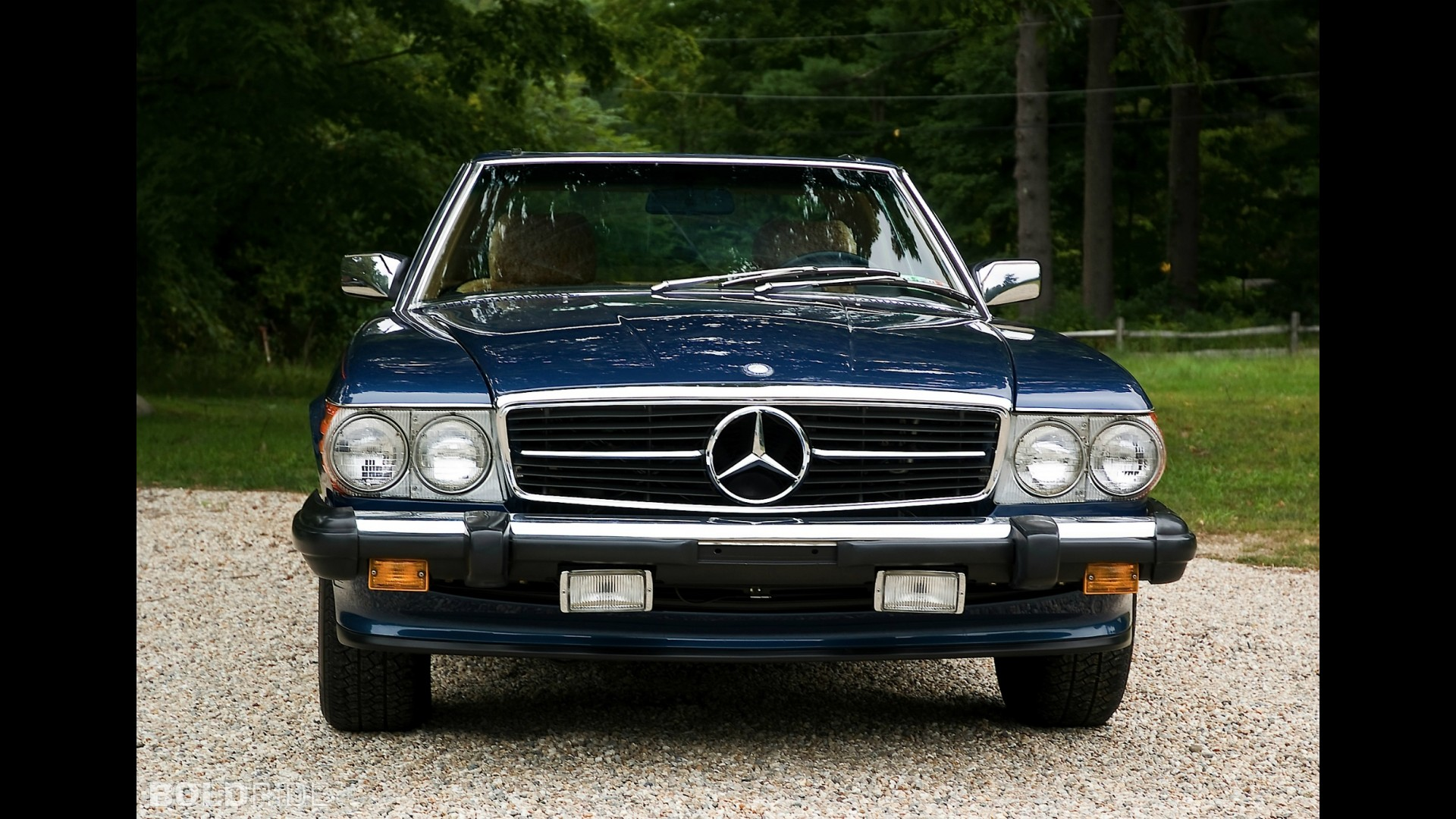 mercedes benz 560 sl
