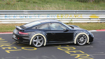 New Porsche 911 version spy photo 08.08.2013