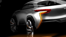 Hyundai Intrado concept teaser photo