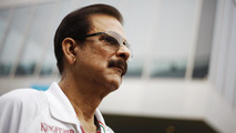 Police to arrest Force India sponsor Sahara chief