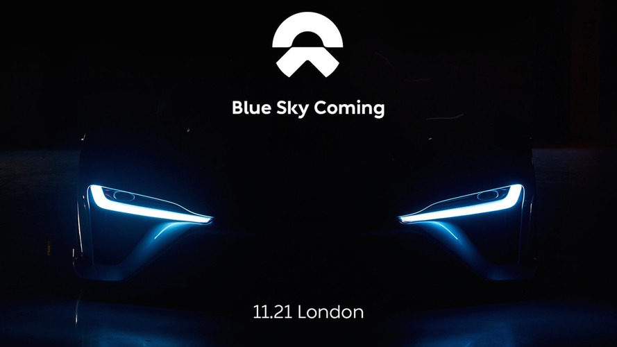NextEV electric supercar will debut in less than a week