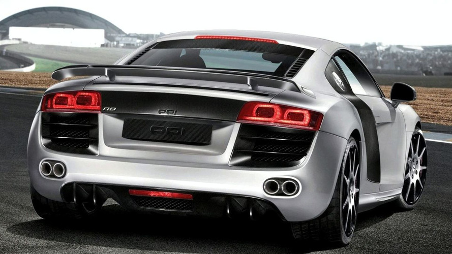 PPI-tuned Audi R8 to Muscle in at Essen Show