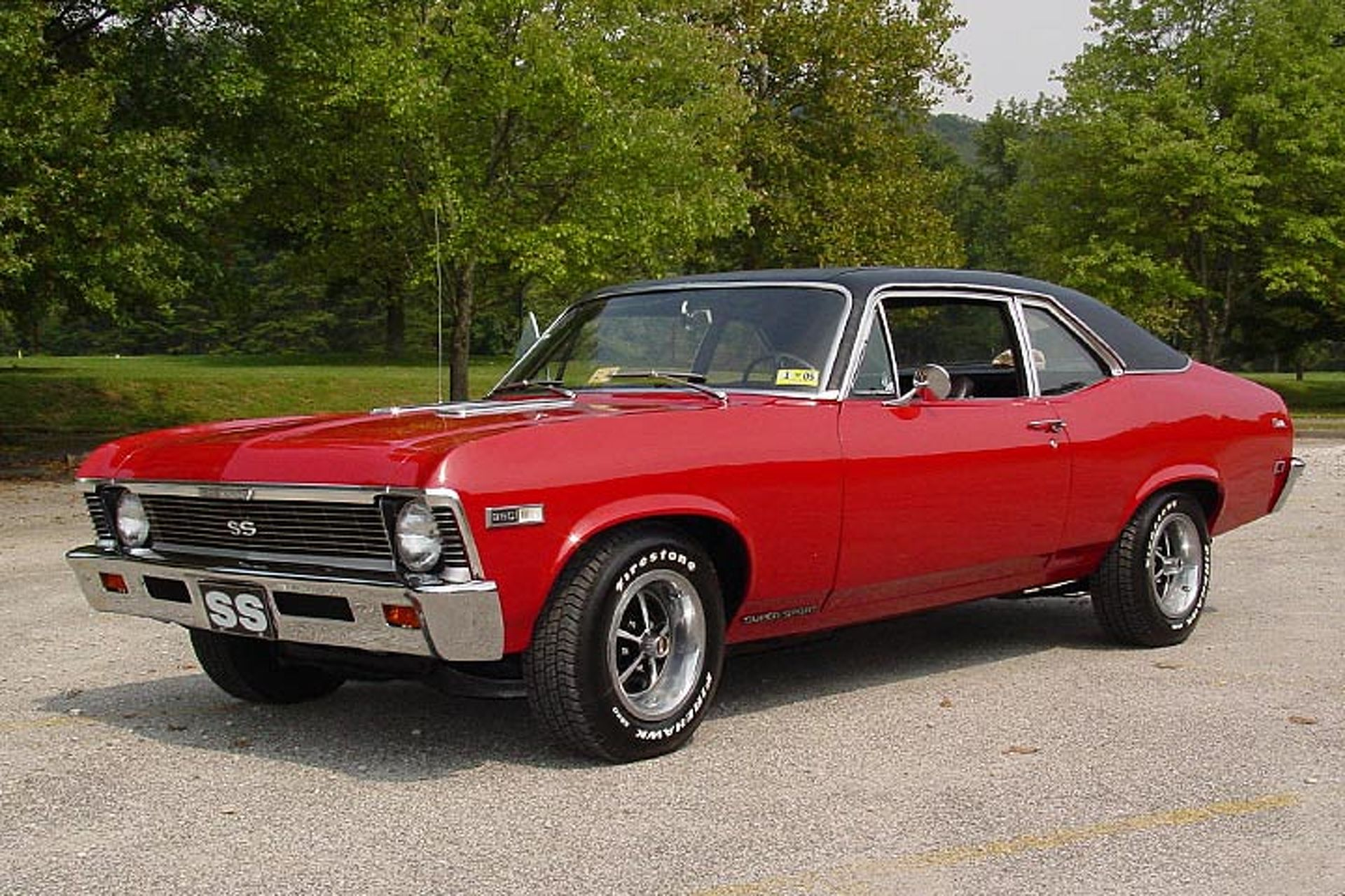 Once a Chevy Nova SS Owner, Always a Nova Owner: Your Ride