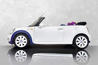 This Vilner Mini Cooper Sports an Interior Gone Wild