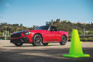 The 2017 Fiat 124 Spider is Sprezzatura On Wheels: First Drive