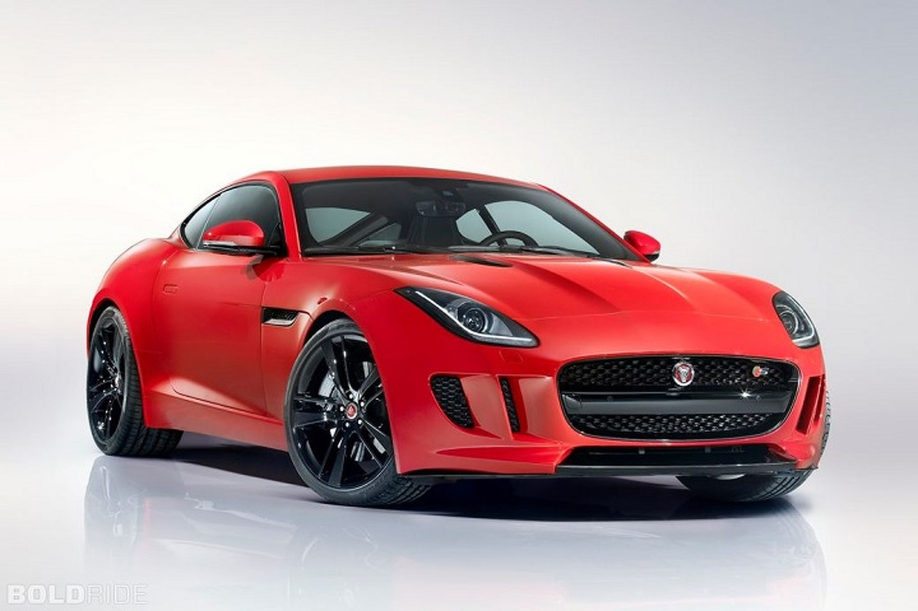 Is This The Sound of a Manual Jaguar F-Type At Nürburgring? [Video]