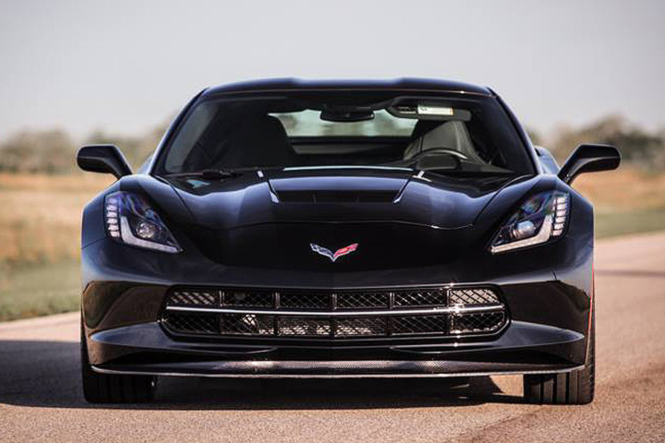 Hennessey Cranks the Corvette Z06 Up to 800 Horsepower