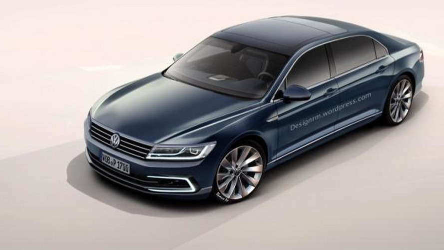 Report says 2017 Volkswagen Phaeton will get plug-in hybrid system