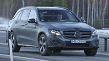 Mercedes-Benz GLC to debut in June ?